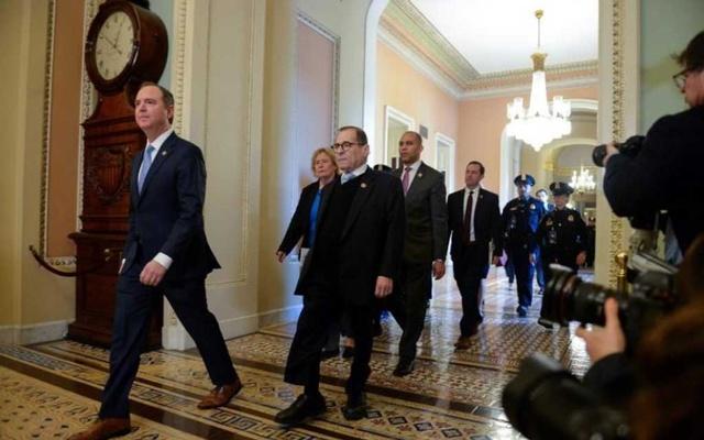 Senate blocks bids to add evidence to Trump trial