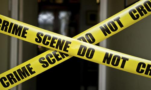 Woman strangulated to death