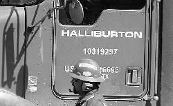 Halliburton takes $2.2b charge on shale slump