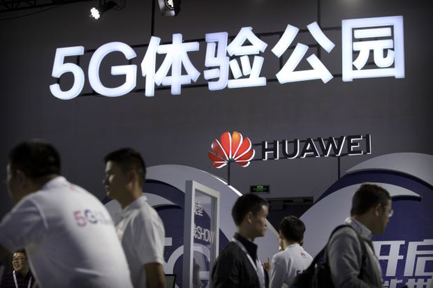 US cautions Britain over Huawei