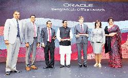 FinMin commends Oracle services in Bangladesh