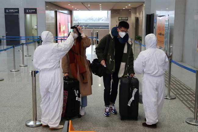 Australia declares 1st confirmed case of coronavirus