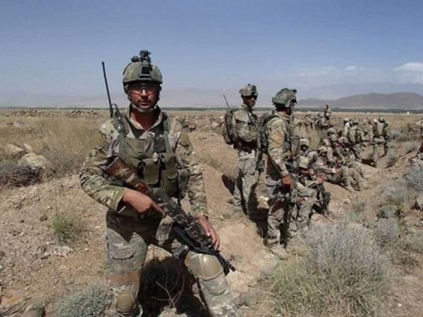 Afghan forces kill 7 Talibans
