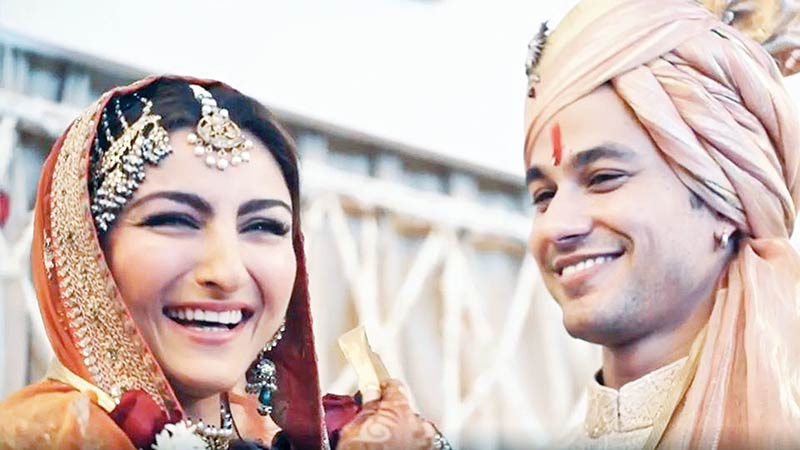 Kunal Kemmu shares unseen wedding video on anniversary with Soha Ali Khan