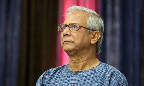 Dr Yunus gets bail on Tk 5,000 bond