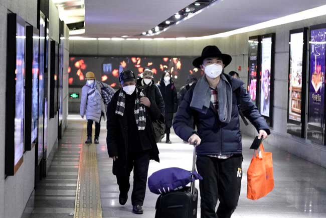 China virus deaths rise to 80