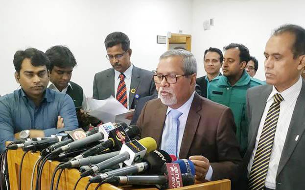 CEC trashes BNP's allegation