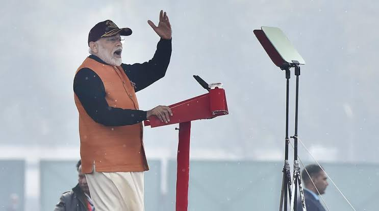 India needs 7-10 days to defeat Pakistan: Modi