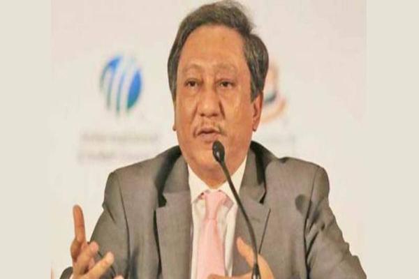 Bangladesh Cricket Board (BCB) president Nazmul Hassan Papon. File photo
