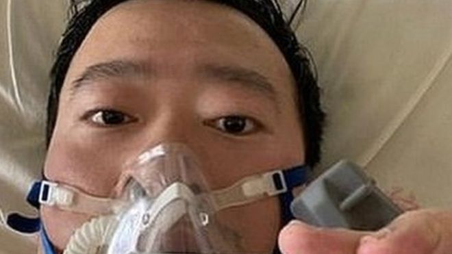Death of Wuhan doctor sparks outpouring of anger