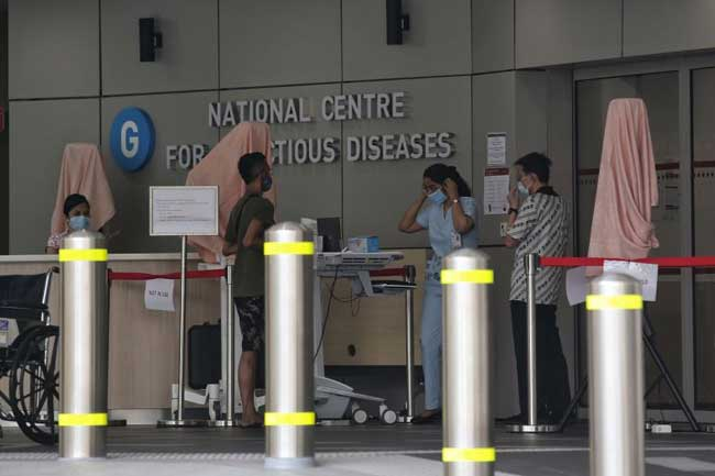 1st Bangladeshi in Singapore infected with coronavirus