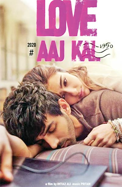 Revisiting Love Aaj Kal before Love Aaj Kal: Fooled by the discreet charm of juvenoia