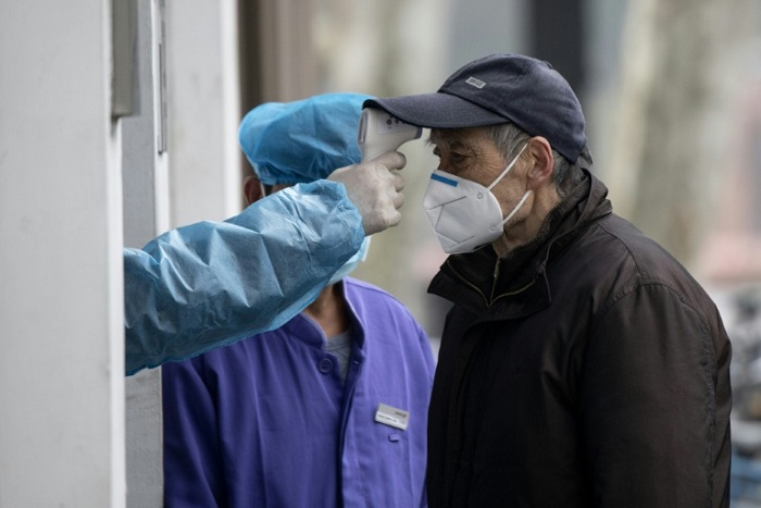China virus death toll nears 1,400