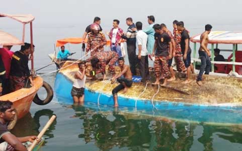 5 drown, 3 missing in Rangamati vessels capsize