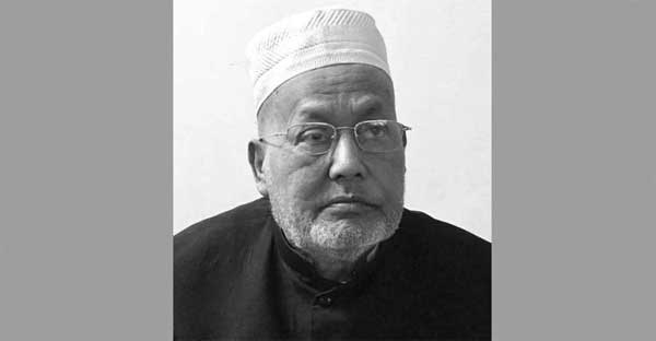 Ex-state minister Rahmat Ali passes away