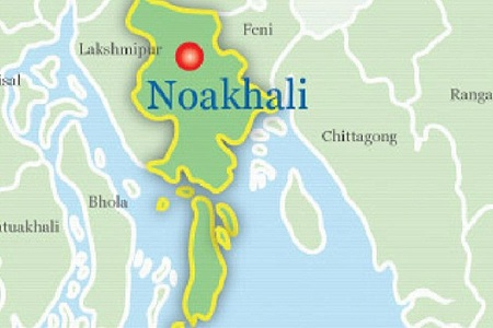 Man killed in Noakhali road accident
