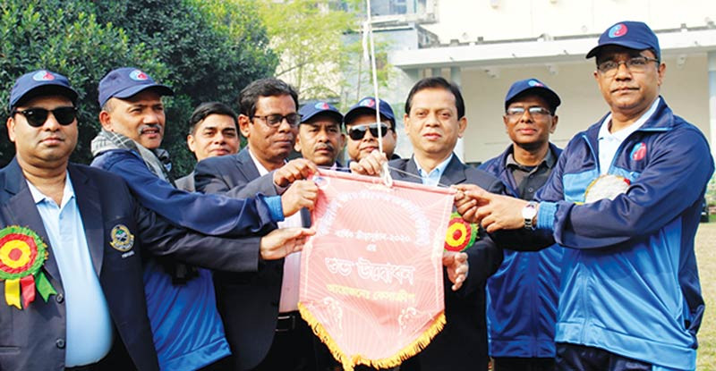 Petrobanglas` Annual Sports Competition-2020 held