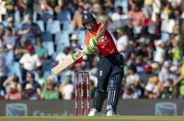 Jos Buttler got England off to a flyer (AP Photo/Themba Hadebe)