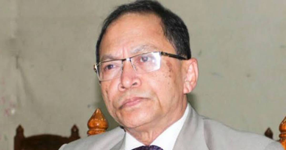 Ex-CJ SK Sinha cleared of graft charges