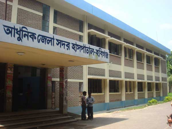 China returnee admitted to Habiganj hospital