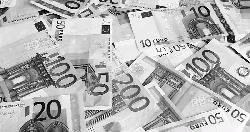 Euro drops against dollar before Germany's ZEW survey