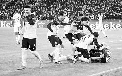 Phenomenon Haaland outshines PSG superstars