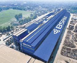 BD steel output capacity to hit 1.5m tonnes this year
