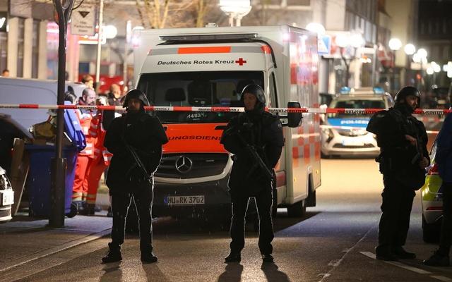 8 people killed in German shootings