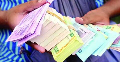 Wife vanishes with money kept for husband's treatment