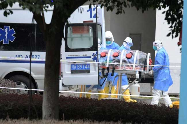 China reports 109 new deaths