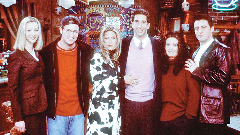 Friends to reunite for one-off special on HBO Max