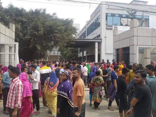 Three factories closed in Savar