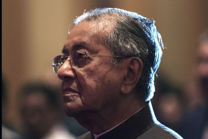Malaysian King appoints Mahathir as interim PM