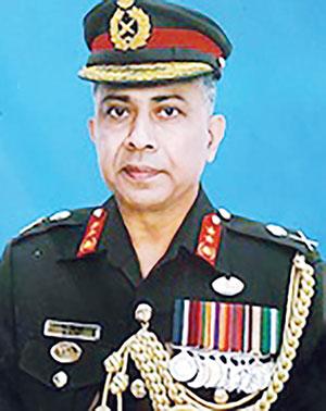 Saiful Alam made new DGFI chief