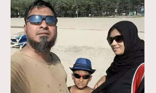 Saudi road crash kills 3 of Bangladeshi family
