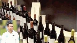 100 wine bottles to Ross Taylor is essentially a collection