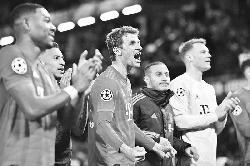 Rampant Bayern gave Chelsea a 'reality check' says Lampard