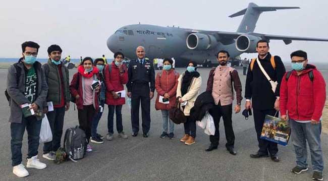 23 Bangladeshis taken to Delhi from Wuhan