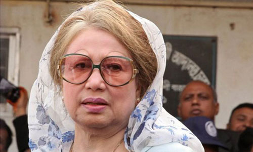 Khaleda's bail plea rejected again