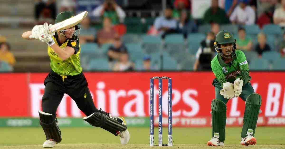 Bangladesh suffer defeat against Australia