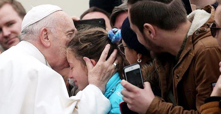 Pope falls sick after kissing coronavirus sufferers