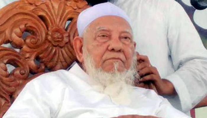 Hefajat-e Islami Bangladesh ameer Allama Shah Ahmad Shafi. File Photo: UNB