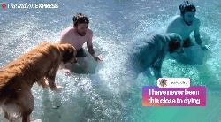 TikTok user's underwater stunt goes wrong