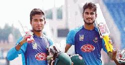 Naim, Afif savour chance in ODI format