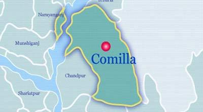 Cumilla road crash kills 3