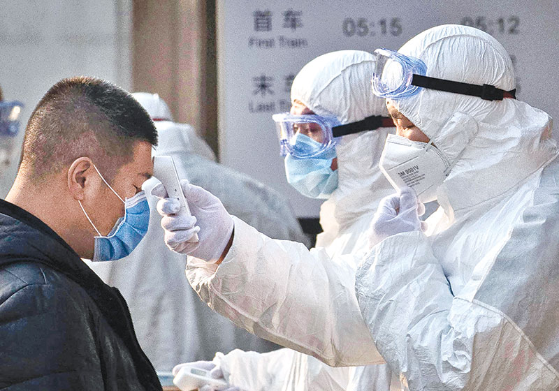 Coronavirus: Could it become pandemic?