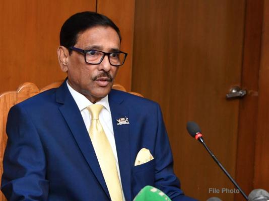 Bangladesh to beat coronavirus thru united efforts: Obaidul
