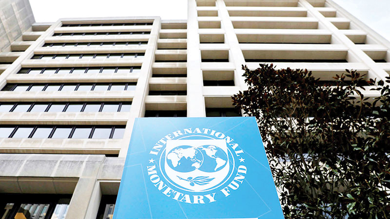 IMF sees severe, but temporary virus impact on global economy