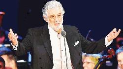 Placido Domingo tests positive for coronavirus
