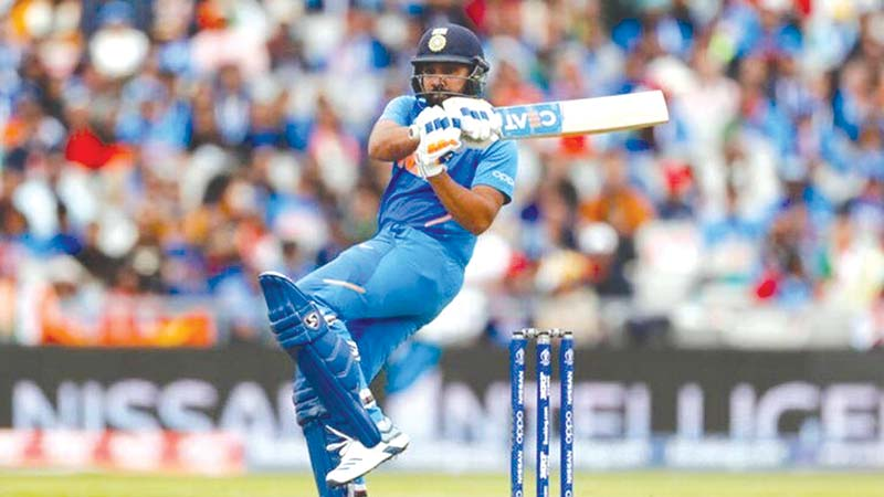 Rohit Sharma is a King of Pull shot, says his coach